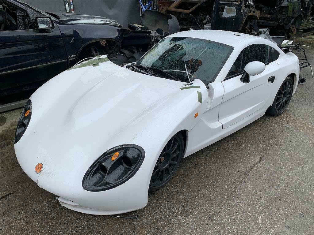 2016 ginettat g40r complete package of parts no chassis For Sale (picture 4 of 6)