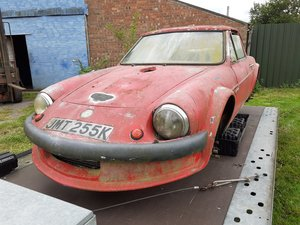 1972 Ginetta G15 Restoration Project