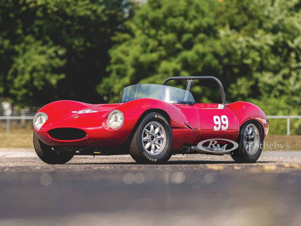 1965 Ginetta G4 Race Car  For Sale by Auction (picture 1 of 6)