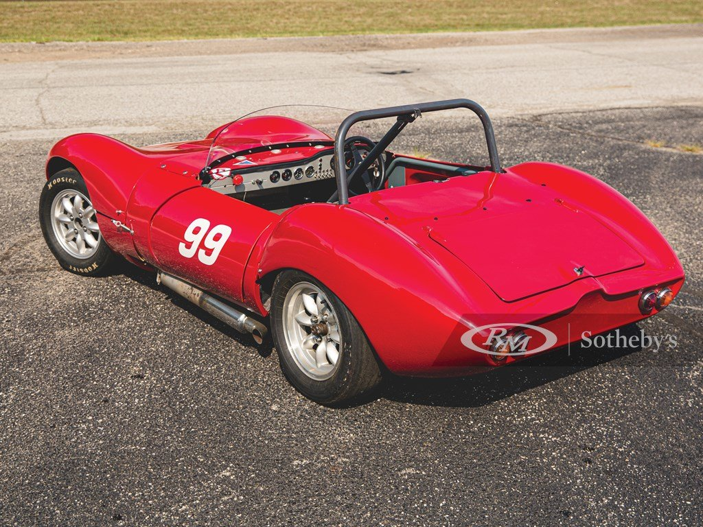 1965 Ginetta G4 Race Car  For Sale by Auction (picture 2 of 6)
