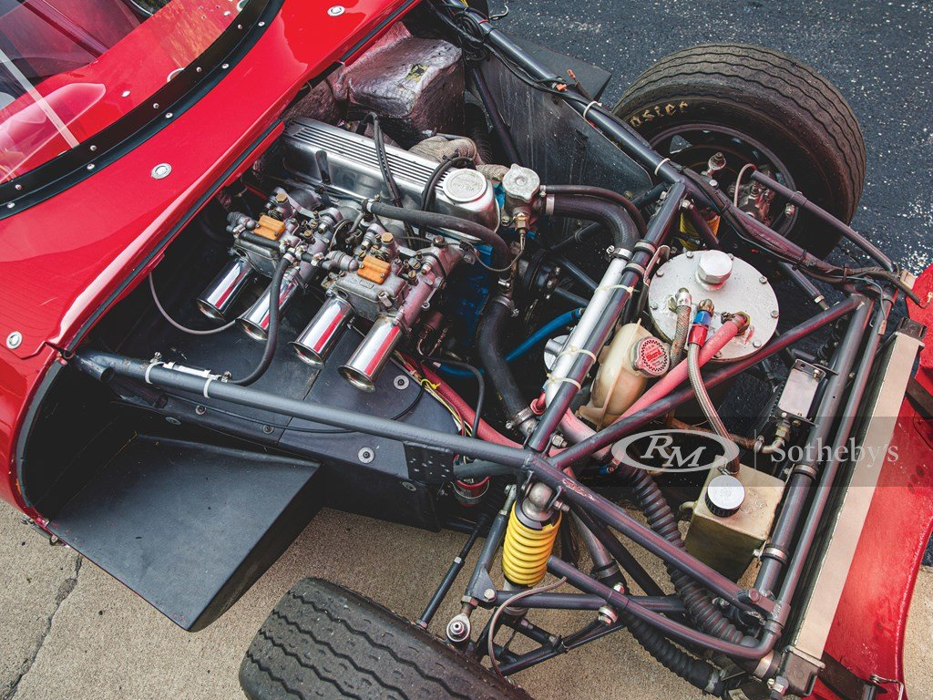 1965 Ginetta G4 Race Car  For Sale by Auction (picture 3 of 6)