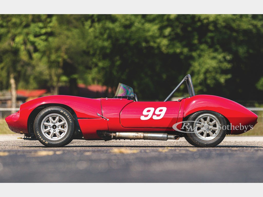 1965 Ginetta G4 Race Car  For Sale by Auction (picture 5 of 6)