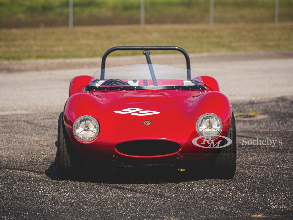 1965 Ginetta G4 Race Car  For Sale by Auction (picture 6 of 6)