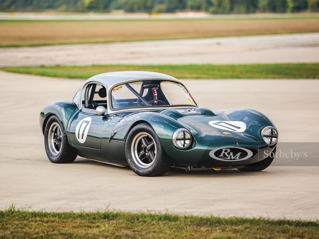 1964 Ginetta G4R  For Sale by Auction (picture 1 of 6)