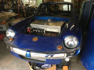 Picture of 1972 GINETTA G15 Part restored