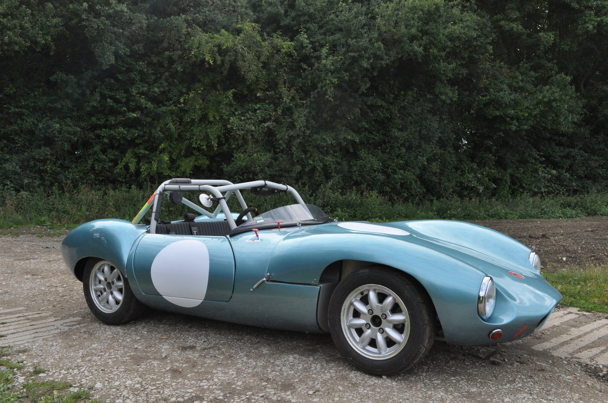 1967 Ginetta G4 For Sale (picture 1 of 5)