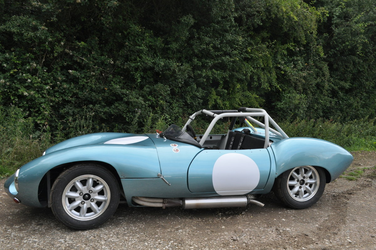 1967 Ginetta G4 For Sale (picture 2 of 5)