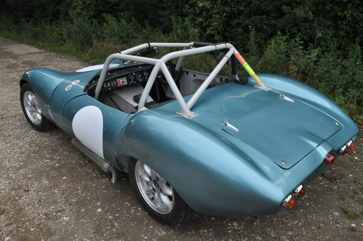 1967 Ginetta G4 For Sale (picture 3 of 5)