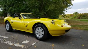 Picture of 1983 Ginetta G4S4, extremely rare collector's item