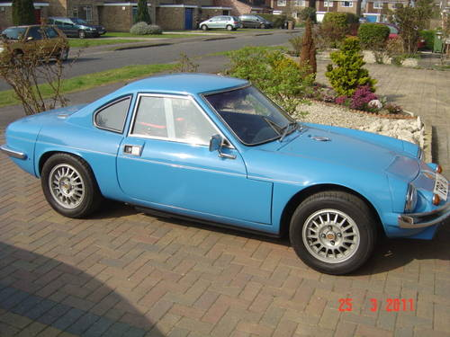 1972 Ginetta G15 998cc SOLD (picture 1 of 6)