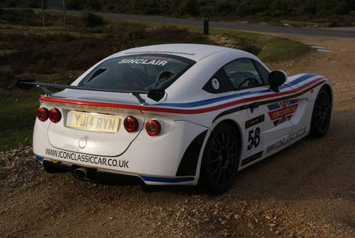 Track Day Ginetta G40 Club For Hire (picture 2 of 6)