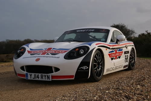 Track Day Ginetta G40 Club For Hire (picture 3 of 6)