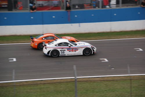 Track Day Ginetta G40 Club For Hire (picture 5 of 6)