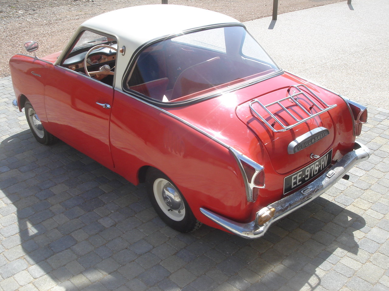 1955 coupé Gogomobile For Sale (picture 2 of 6)