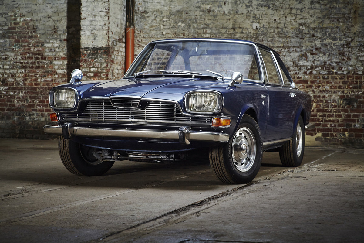 1967 Glas V8 Coupe 17 Jan 2020 For Sale by Auction (picture 1 of 6)