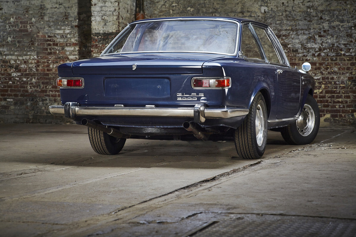 1967 Glas V8 Coupe 17 Jan 2020 For Sale by Auction (picture 3 of 6)