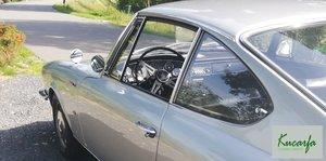 1965 Glas 1300 GT (design by Frua)