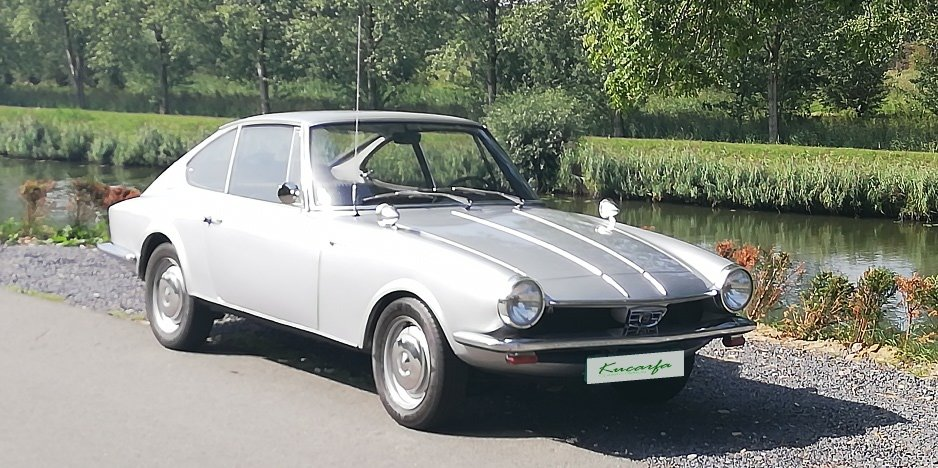1965 Glas 1300 GT (design by Frua) For Sale (picture 2 of 6)