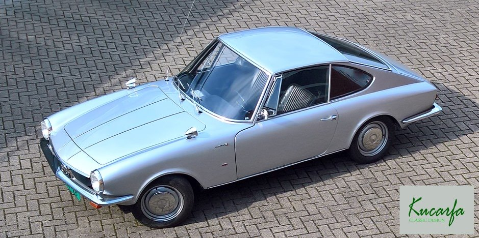 1965 Glas 1300 GT (design by Frua) For Sale (picture 4 of 6)