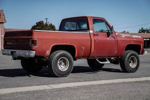 1974 GMC Shortbed 4x4 high and low speed stroker For Sale