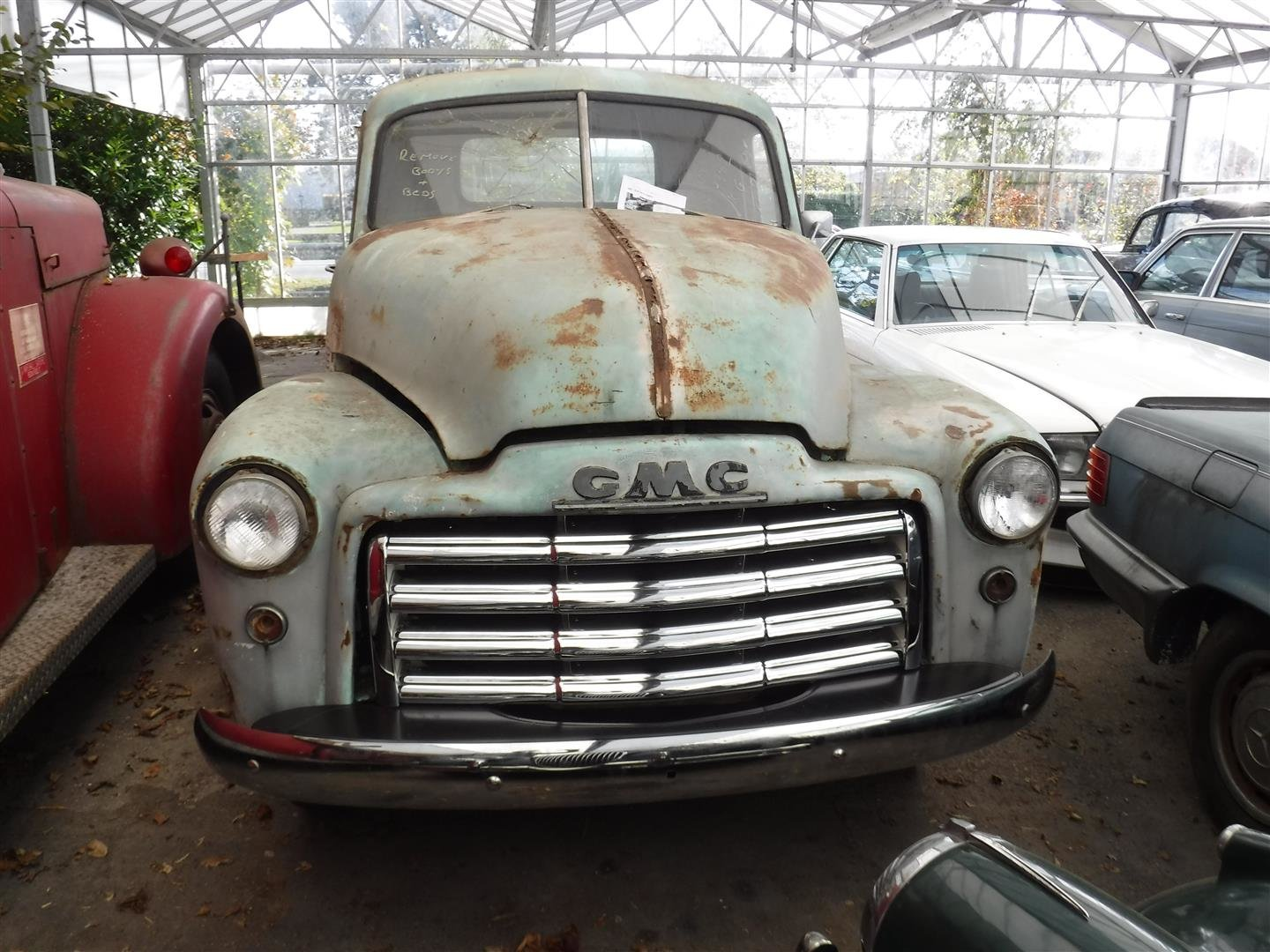 1953 GMC Pick up truck For Sale (picture 1 of 6)
