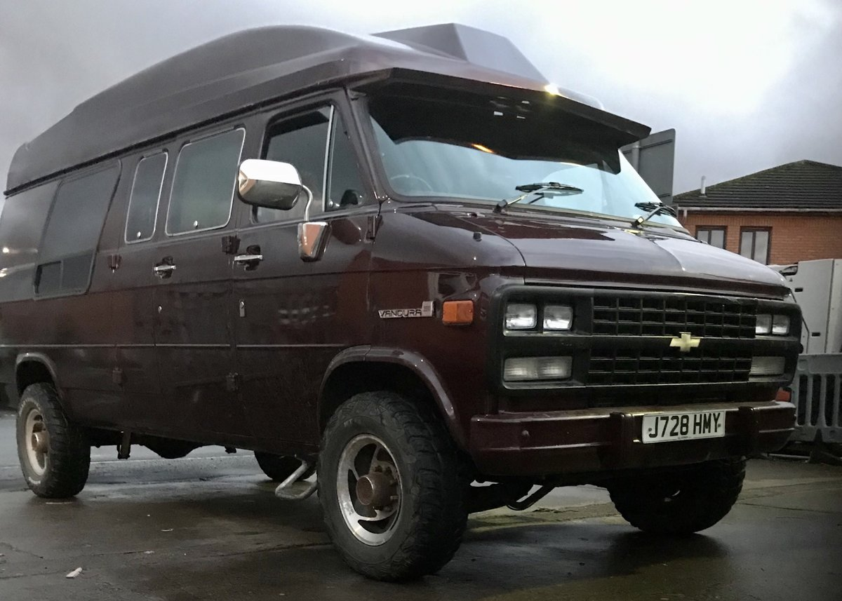 1992 gmc vandura g3500 5.7 v8 For Sale (picture 4 of 6)
