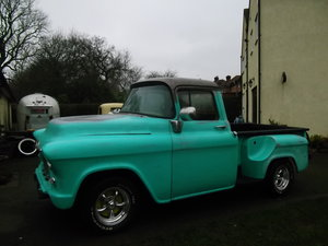 1956 GMC Truck, Chevy 3100 Pick Up 350 V8, Automatic