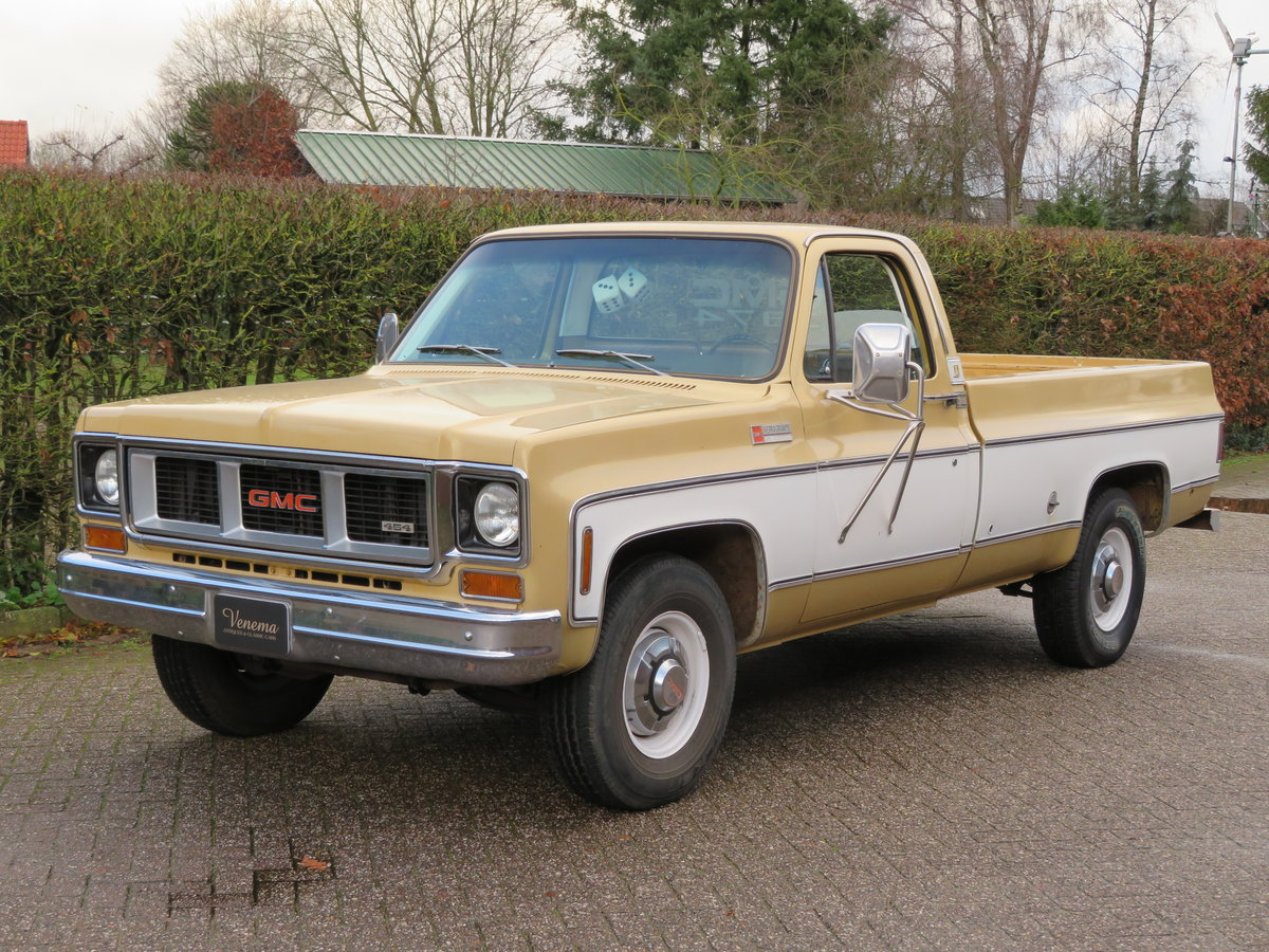 1974 GMC 25 Hundred / Chevrolet C20 For Sale (picture 1 of 6)