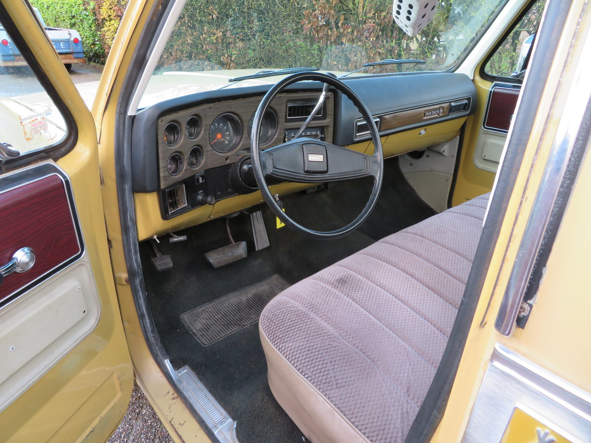 1974 GMC 25 Hundred / Chevrolet C20 For Sale (picture 5 of 6)