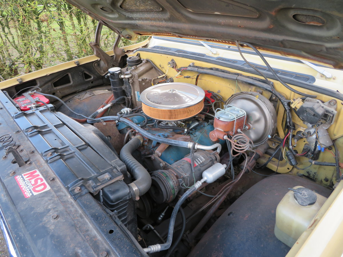 1974 GMC 25 Hundred / Chevrolet C20 For Sale (picture 6 of 6)