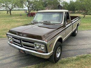 Picture of 1972 GMC SIERRA GRANDE 4X4 LWB FLEETSIDE 350 PS PB AC 4 X 4 For Sale