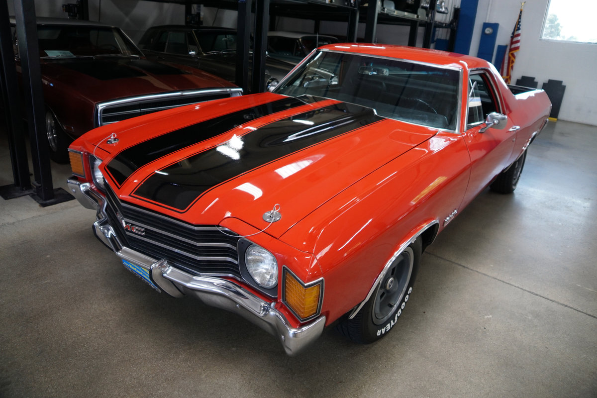 1972 GMC Sprint SP 454 V8 Pick Up For Sale (picture 1 of 6)