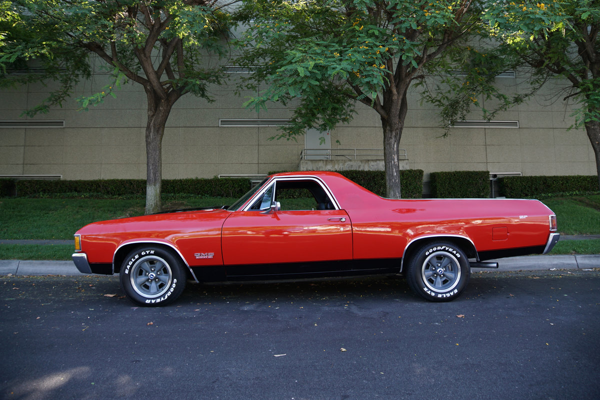 1972 GMC Sprint SP 454 V8 Pick Up For Sale (picture 2 of 6)