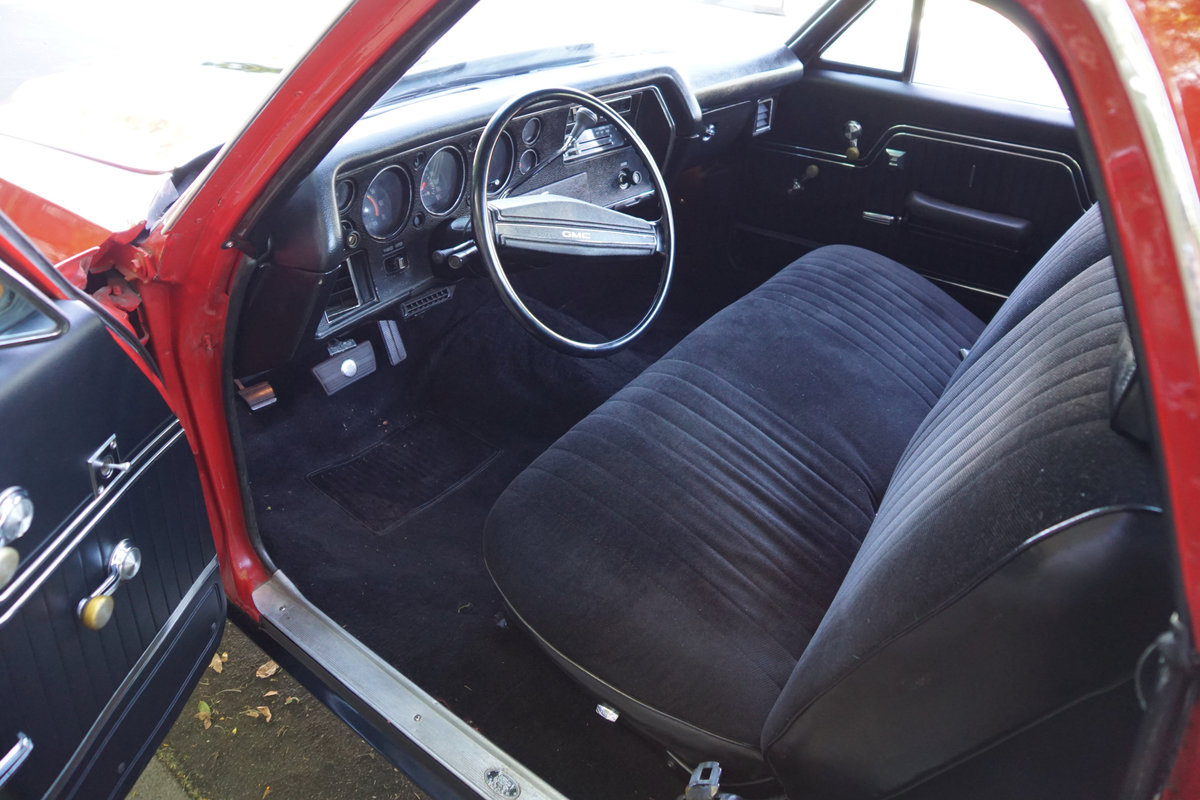 1972 GMC Sprint SP 454 V8 Pick Up For Sale (picture 5 of 6)