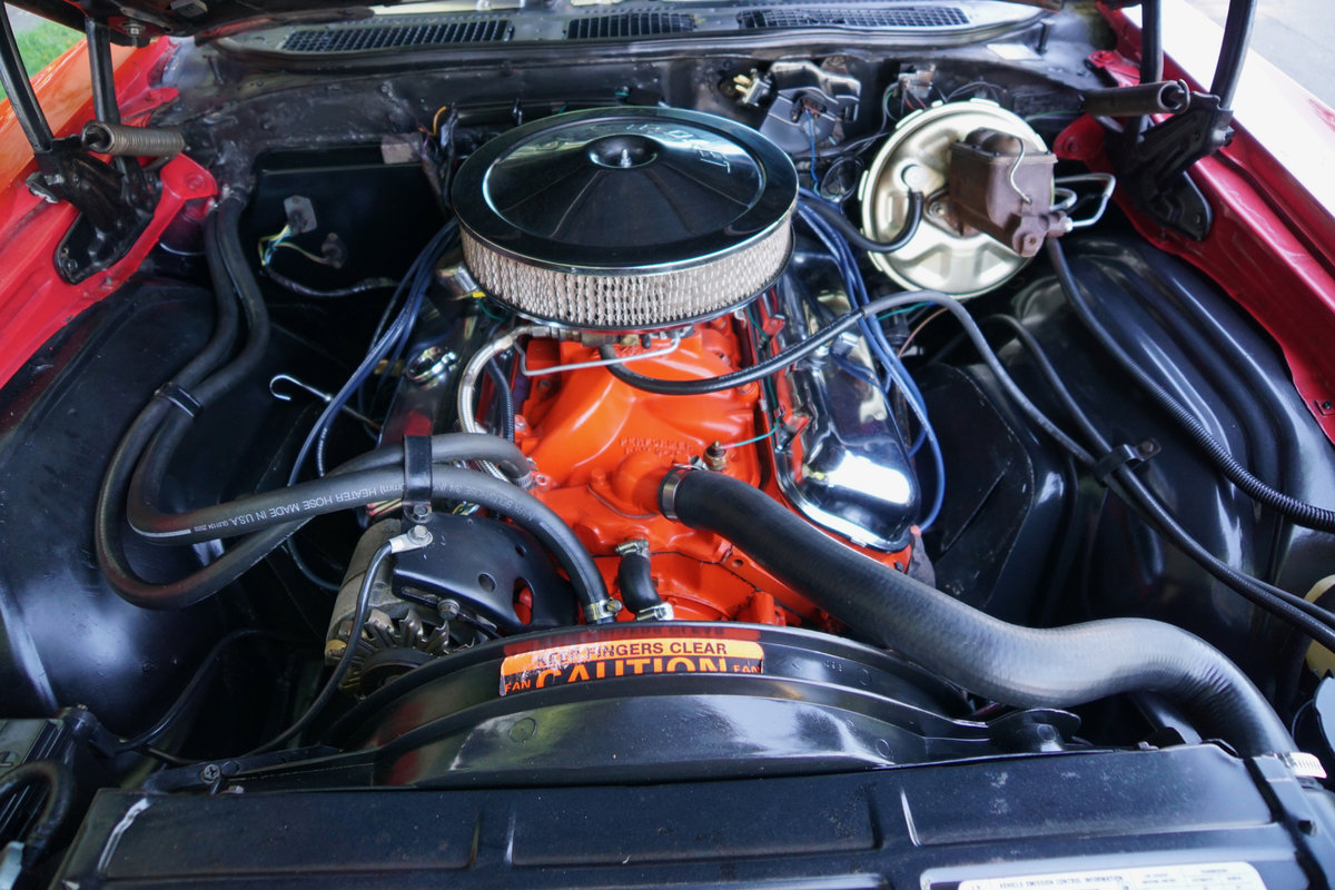 1972 GMC Sprint SP 454 V8 Pick Up For Sale (picture 6 of 6)