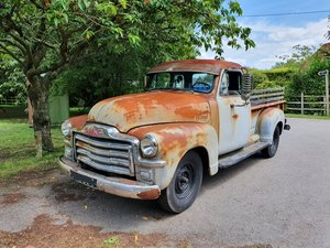 1955 GMC 3100 Step-Side PICKUP Original