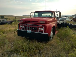 Picture of 1962 GMC Roll Back SOLD by Auction