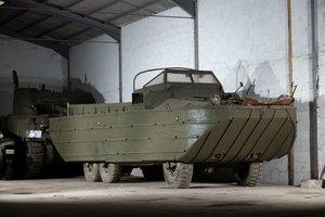 1943 GMC D.U.K.W. 353 Camion Amphibie 6x6 No reserve