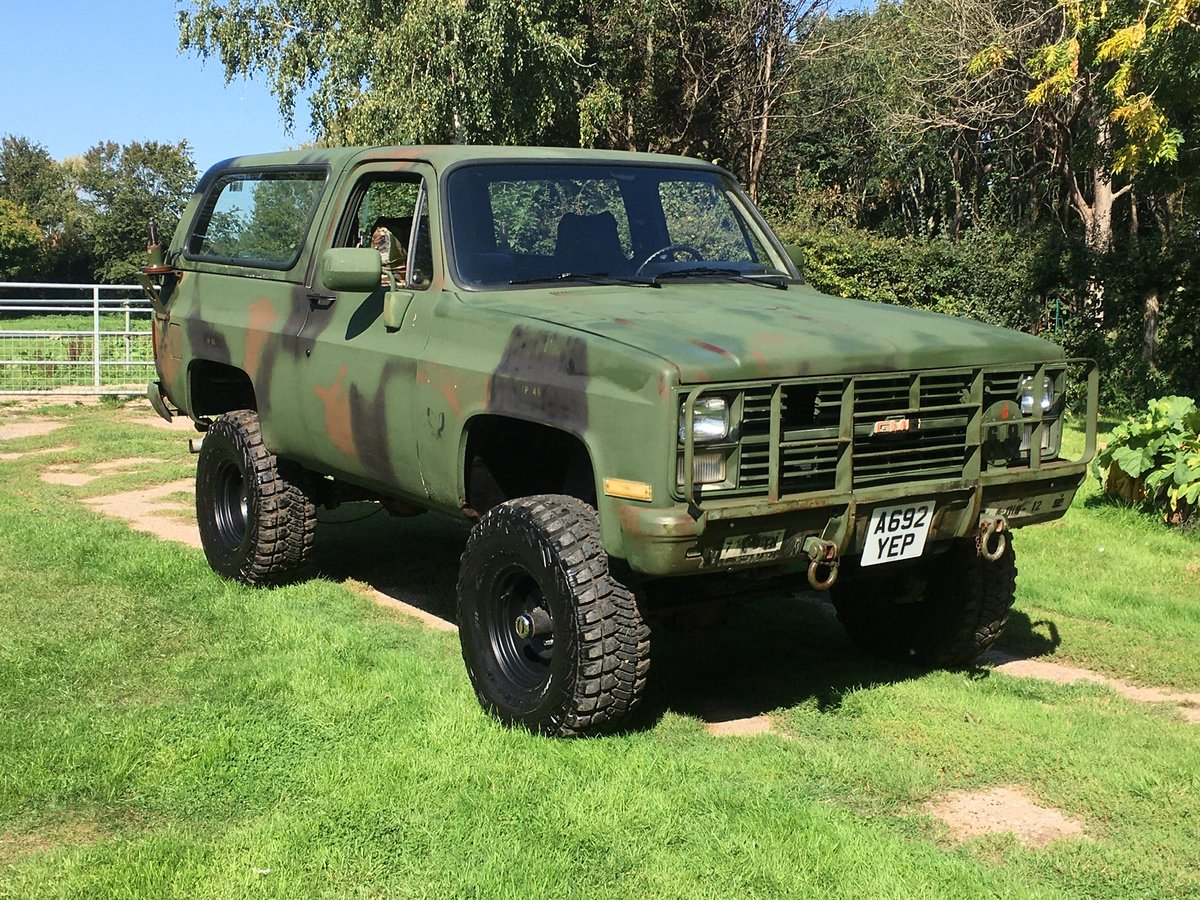 1984 GMC M1009 For Sale (picture 1 of 6)