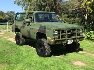 Picture of 1984 GMC M1009