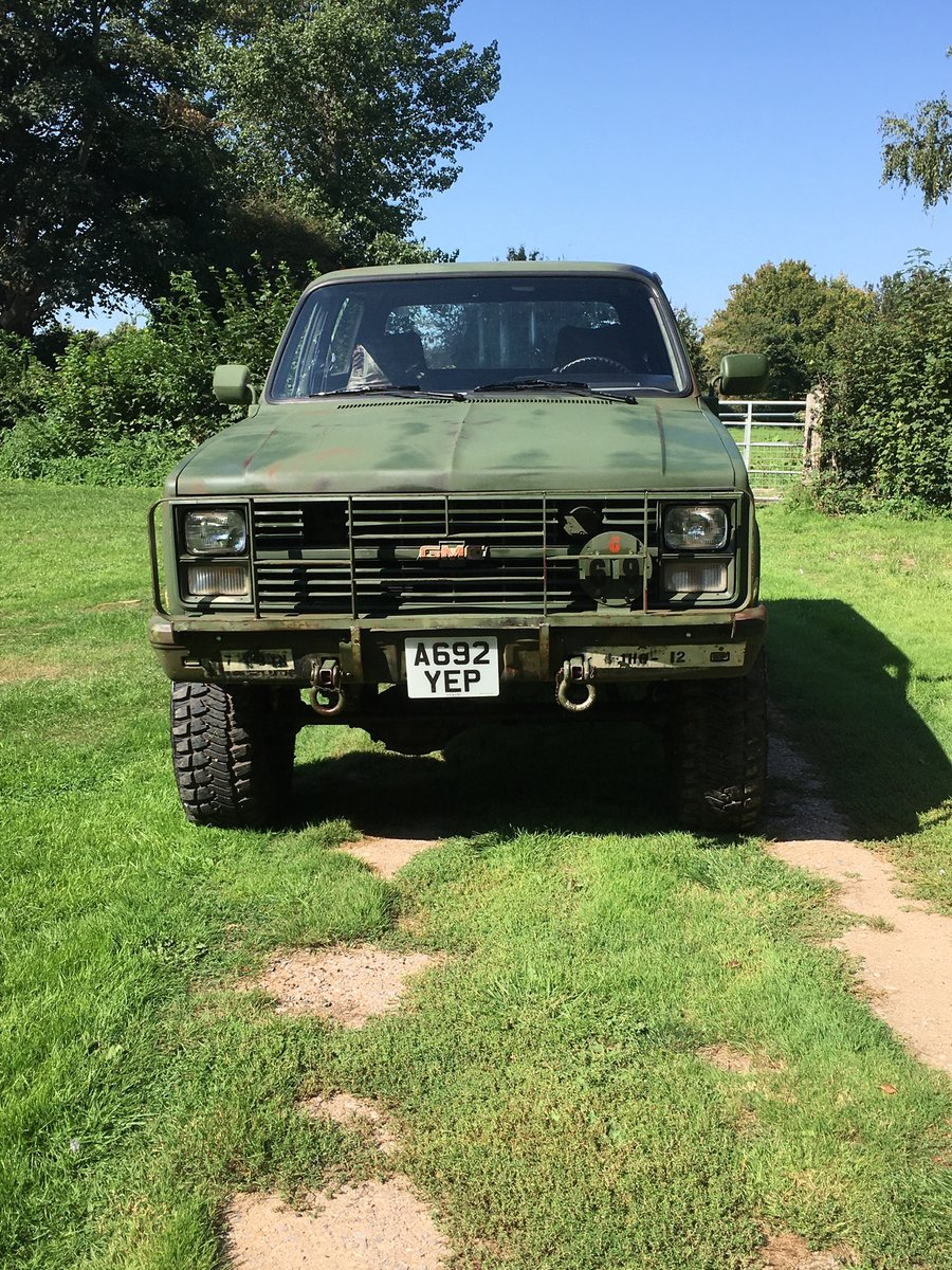 1984 GMC M1009 For Sale (picture 2 of 6)