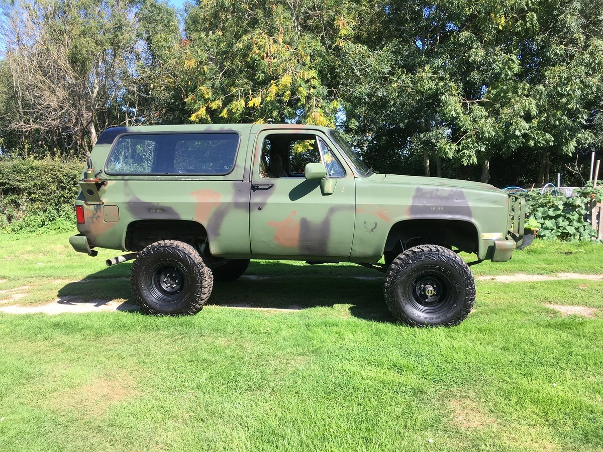 1984 GMC M1009 For Sale (picture 3 of 6)