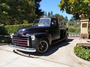 1951 GMC Series 100 Short Bed Pickup Truck