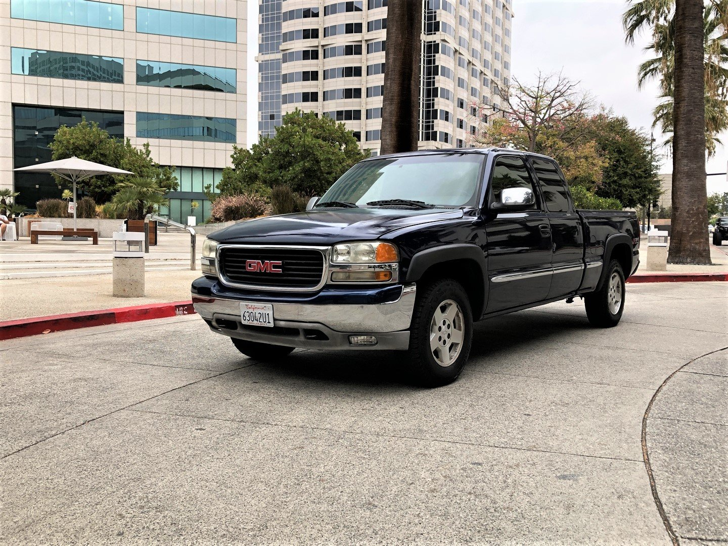 2002 GMC Sierra 1500 Z71 For Sale (picture 1 of 6)