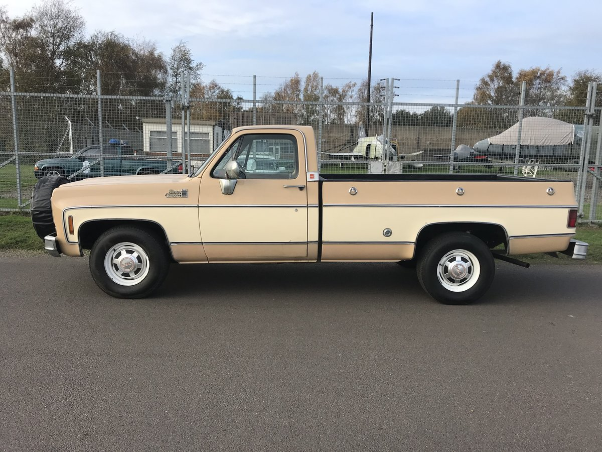1976 CHEVY GMC SIERRA CLASSIC CUSTOM For Sale (picture 3 of 6)