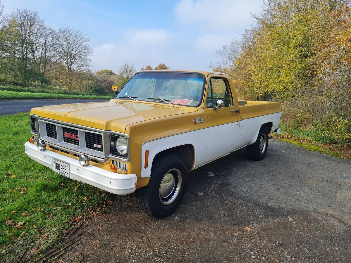 1973 GMC 5.7 v8 American Truck For Sale (picture 1 of 6)