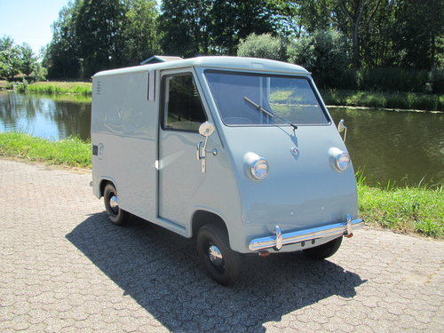 GoggoMobile Transporter Prototype 1956 (2236 Km.) For Sale (picture 1 of 6)