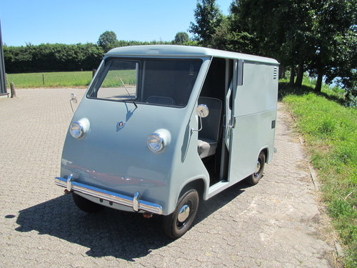 GoggoMobile Transporter Prototype 1956 (2236 Km.) For Sale (picture 2 of 6)