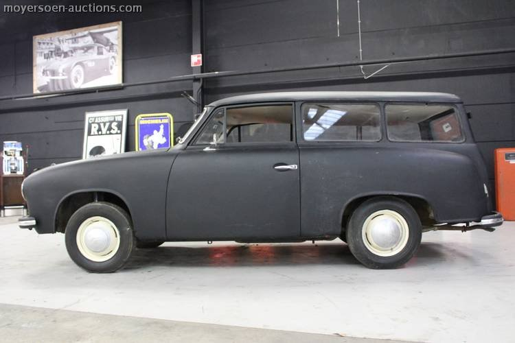 1957 GOLIATH 1100 Combi For Sale by Auction (picture 2 of 5)