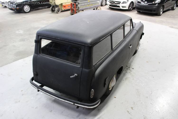 1957 GOLIATH 1100 Combi For Sale by Auction (picture 5 of 5)